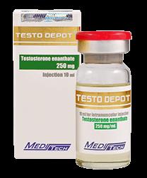 testosterone enanthate testo-depot 250 Meditech