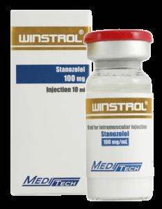 Winstrol (stanazolol) 100mg Meditech