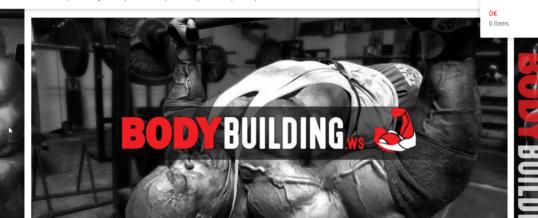 Opinioni e test di acquisto su Body-building.ws